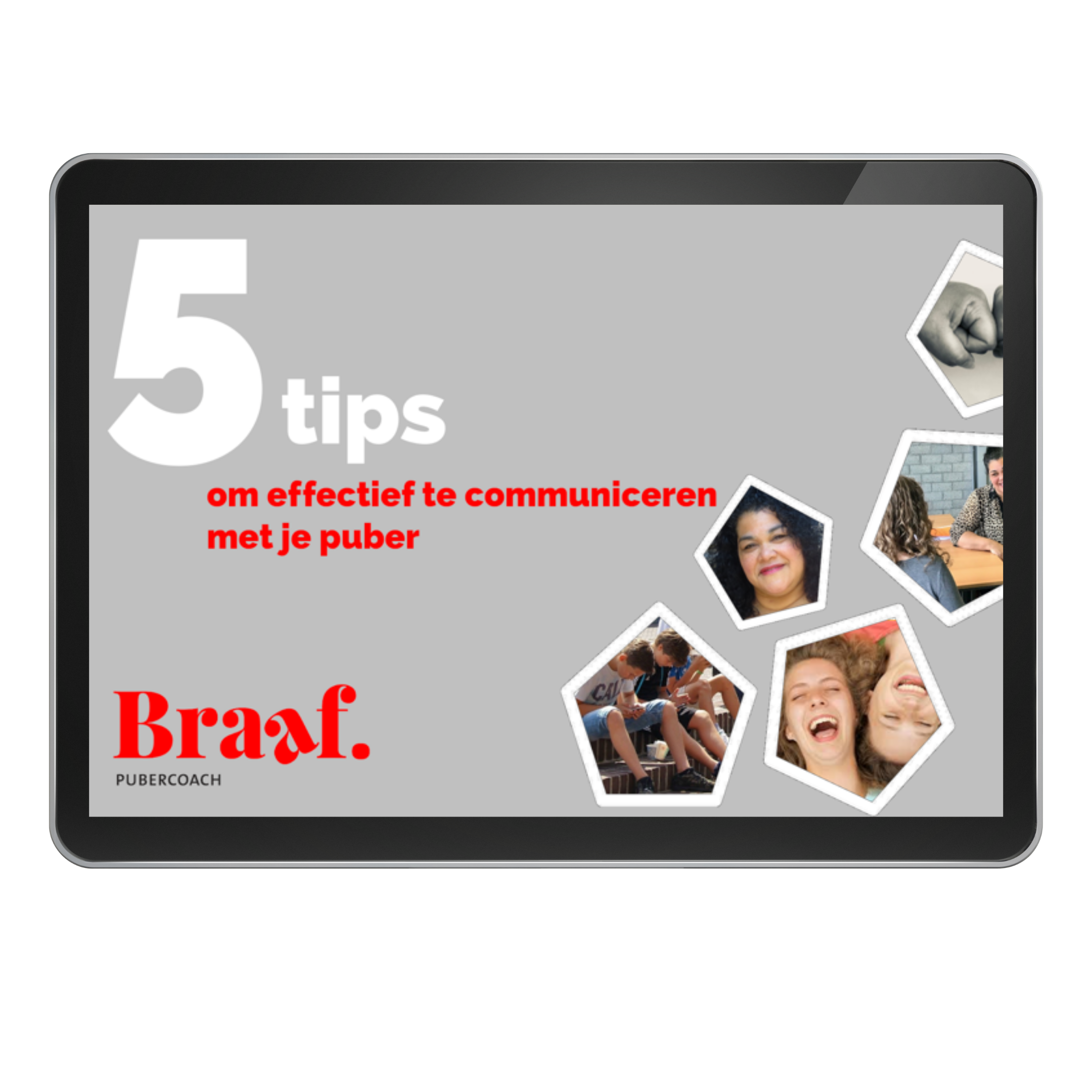 5 tips om effectief te communiceren met je puber